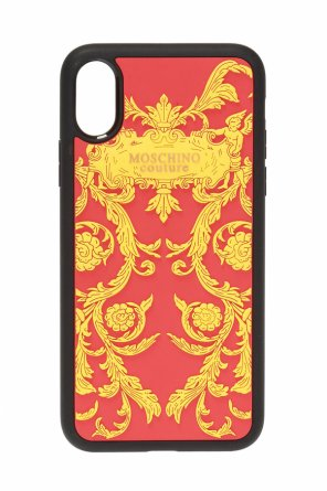 Iphone xs/x case od Moschino