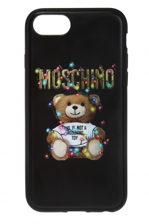 Capsule collection ss19 iphone 6/6s/7/8 case od Moschino