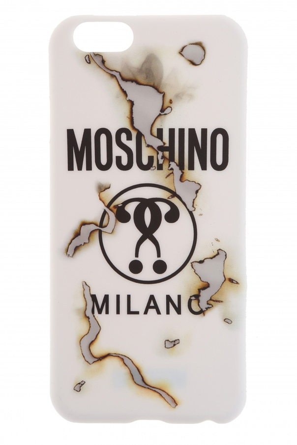 separation shoes 32313 4027b iPhone 6 Case Moschino - Vitkac shop online