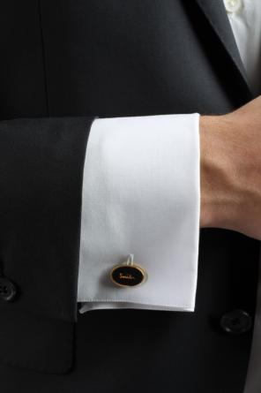 Logo cufflinks od Paul Smith