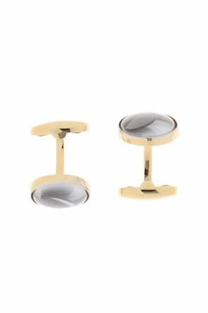 Round cuff links od Paul Smith