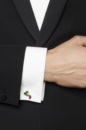 Logo cuff links od Paul Smith
