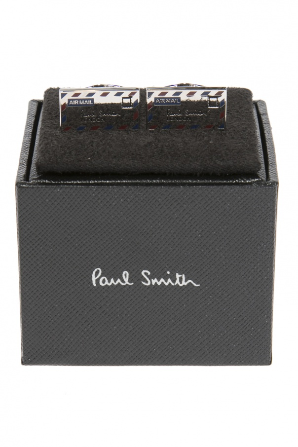 Letter-shaped cuff links od Paul Smith