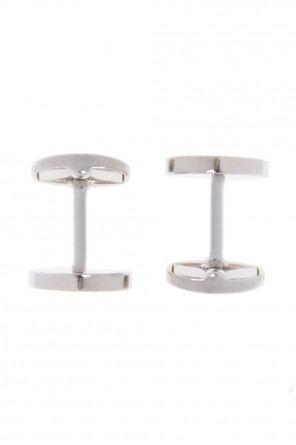 Logo-embossed cuff links od Paul Smith