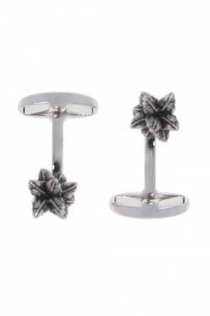 Palm-shaped cuff links od Paul Smith