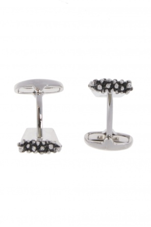 Popcorn motif cuff links od Paul Smith