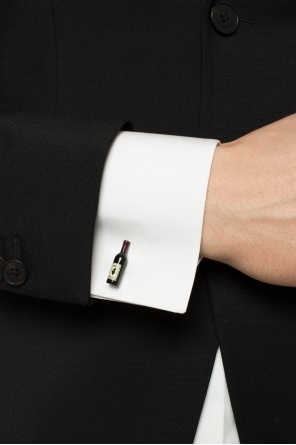Wine bottle cuff links od Paul Smith