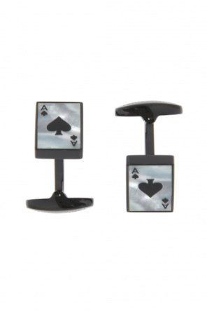 Playing card cuff links od Paul Smith