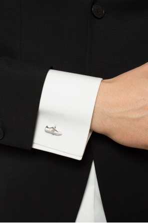 Shoe-shaped cuff links od Paul Smith