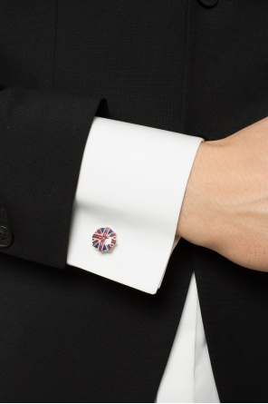 Umbrella-shaped cuff links od Paul Smith
