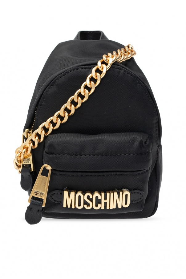 Moschino Backpack with logo