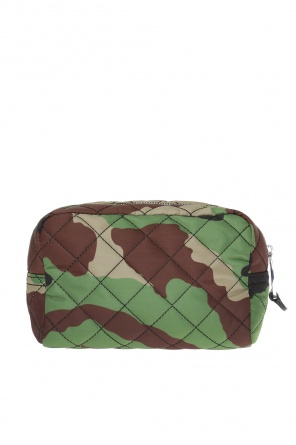 Camo wash bag od Moschino