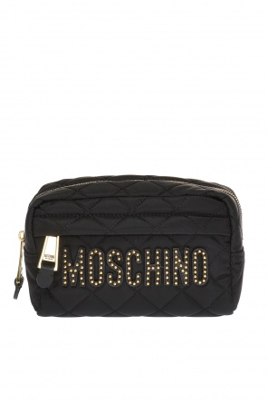 Logo wash bag od Moschino