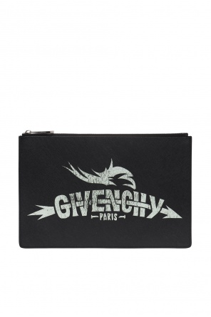 'iconic print' clutch od Givenchy