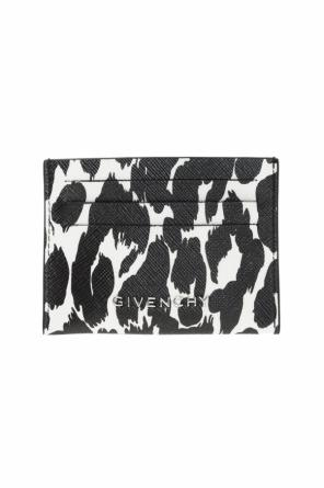 Card case with animal print od Givenchy