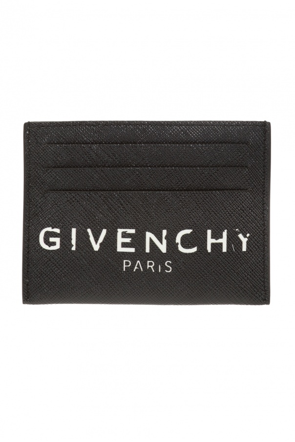 Givenchy Logo card case