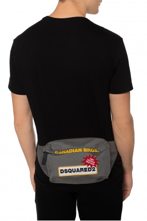 Appliquéd belt bag od Dsquared2