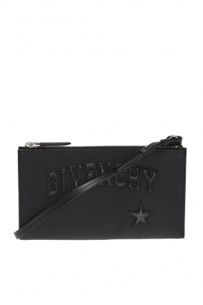 Patched shoulder bag od Givenchy
