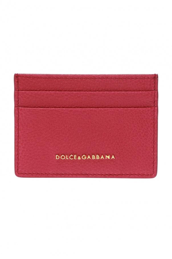 Dolce & Gabbana Logo card case