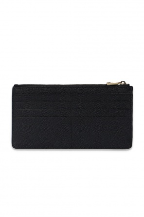 Branded card case od Dolce & Gabbana