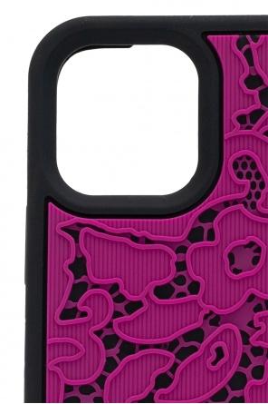 Branded iphone 12/12 pro case od Dolce & Gabbana