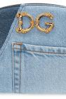 Dolce & Gabbana 牛仔布料质洗漱化妆包