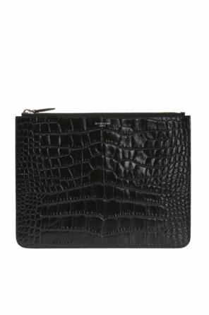 Leather clutch od Givenchy