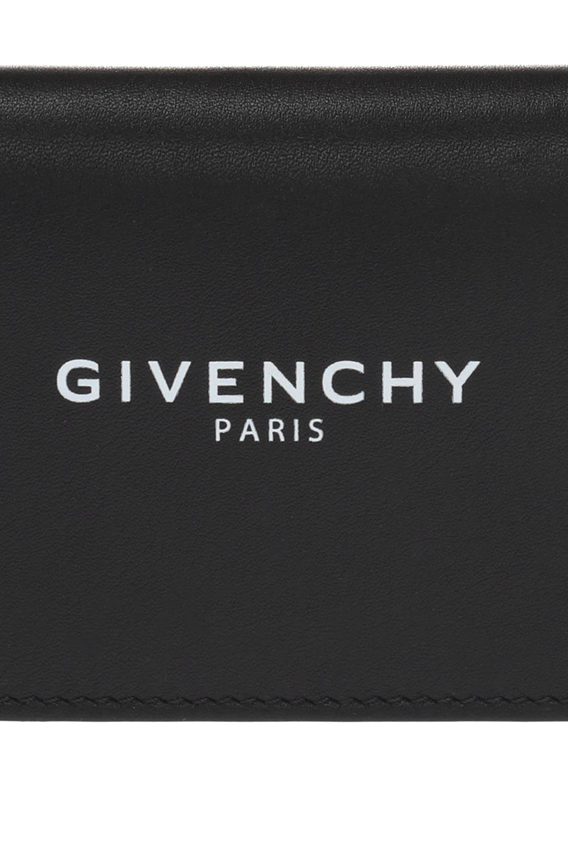 Givenchy Etui na karty z logo