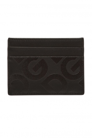 Leather card case od Dolce & Gabbana