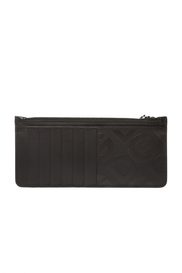 Dolce & Gabbana Leather card case