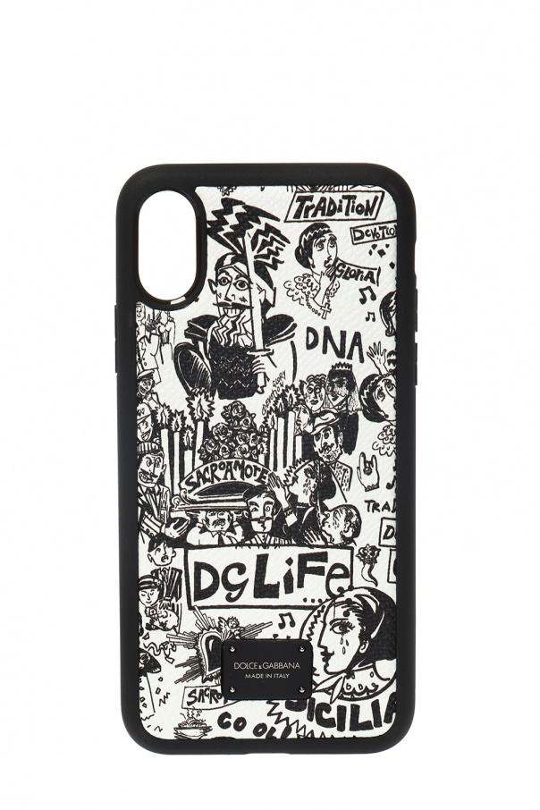 online store 3112a 9c227 iPhone X case Dolce & Gabbana - Vitkac shop online