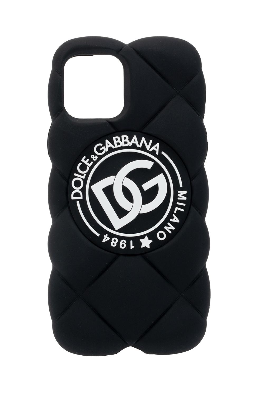 Dolce & Gabbana iPhone 12 Pro case