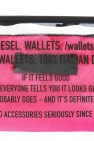 Diesel Transparent wash bag