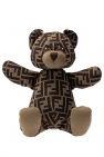 Fendi Kids Patterned teddy bear
