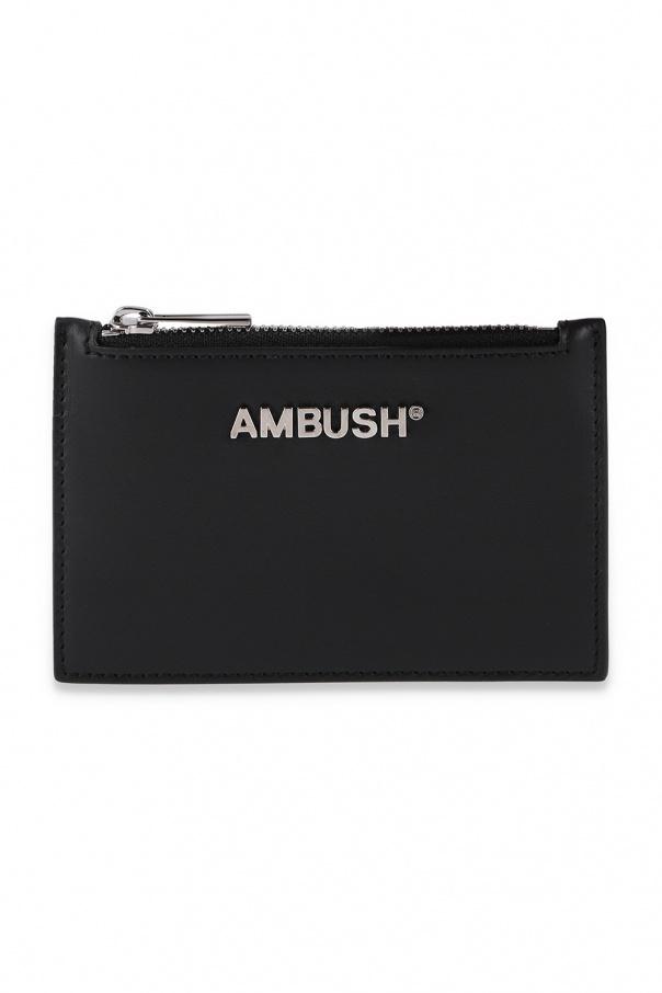 Ambush logo卡包