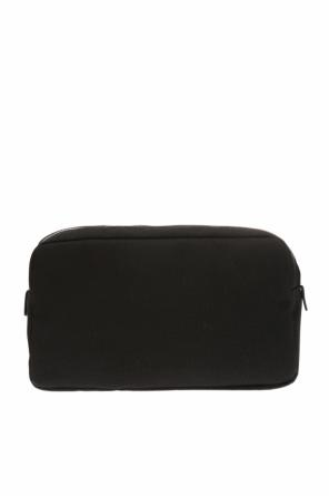 Logo-appliquéd wash bag od Dsquared2