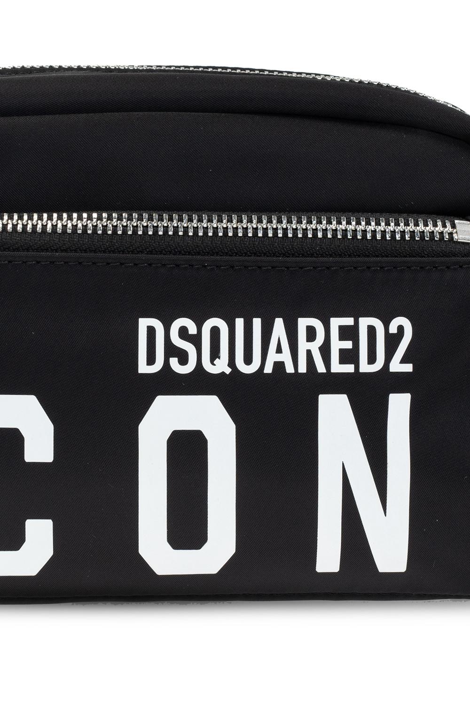 Dsquared2 Kosmetyczka z logo