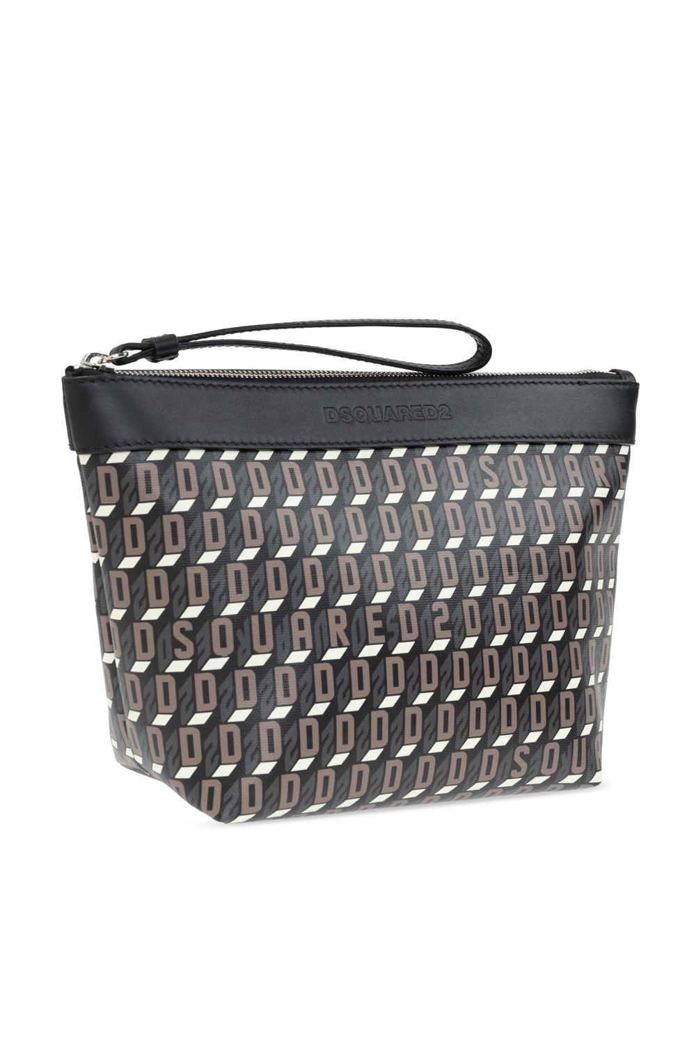 Dsquared2 Wash bag with logo