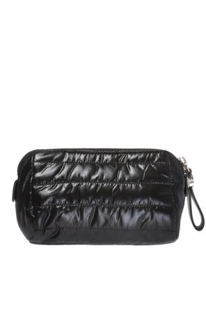 Quilted wash bag with logo od Moncler