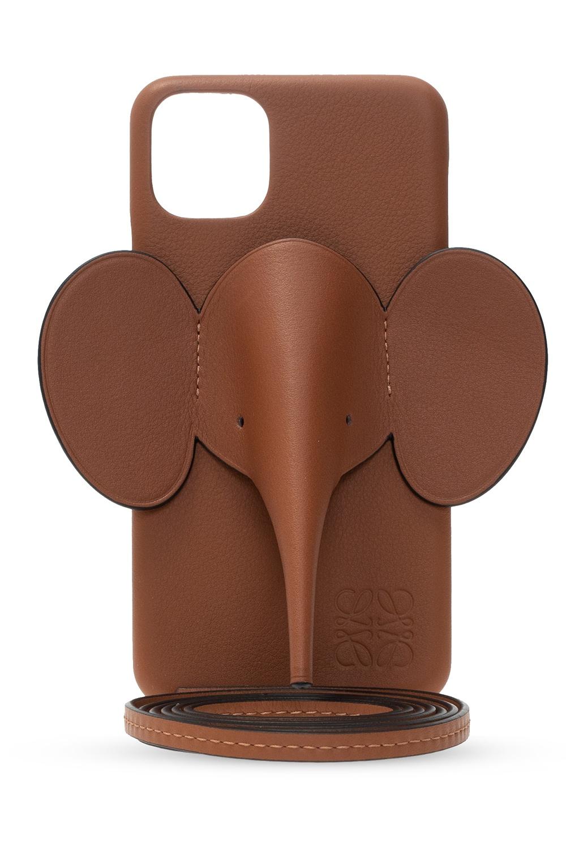 Loewe 'Elephant' iPhone 11 Pro Max case