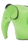 Loewe 'Elephant' leather charm