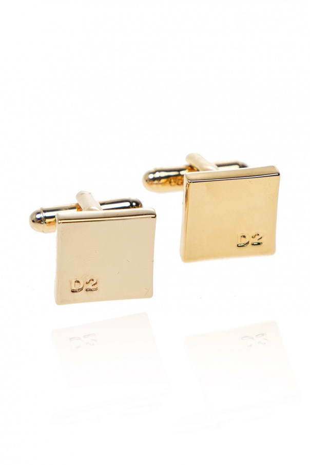 Dsquared2 Cufflinks with logo