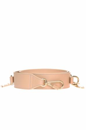 Bag strap with logo od Chloe