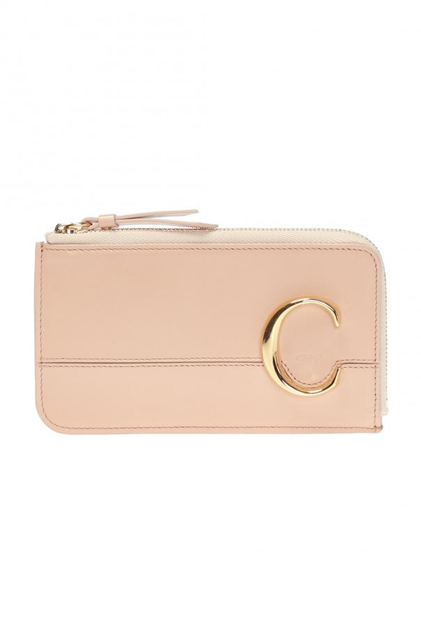 Branded card case od Chloe