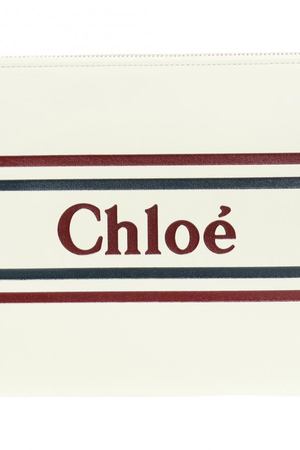 Branded clutch od Chloe
