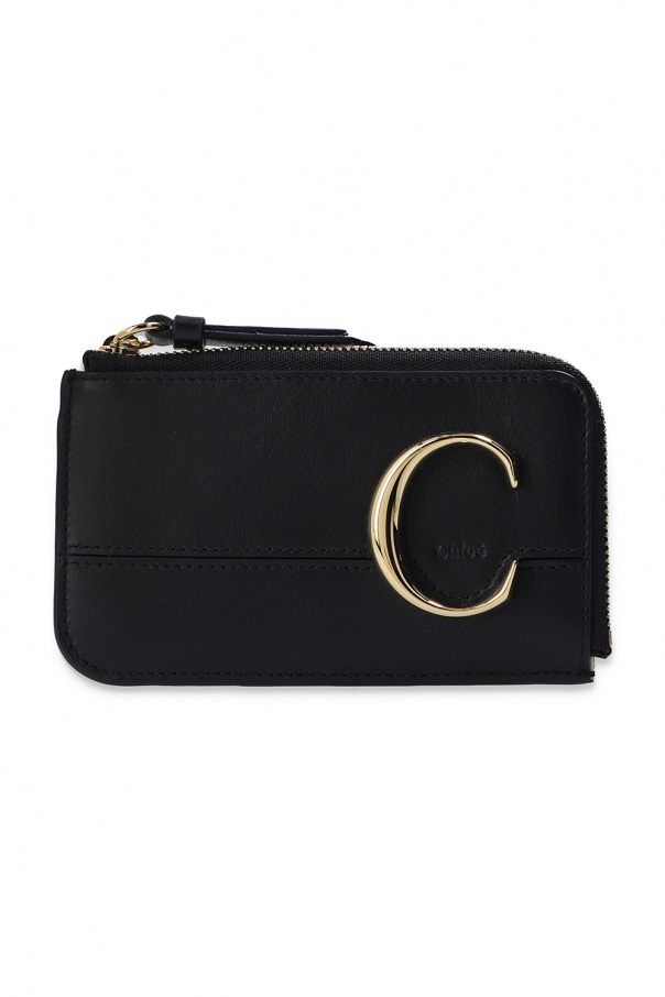 Chloé Card holder with logo
