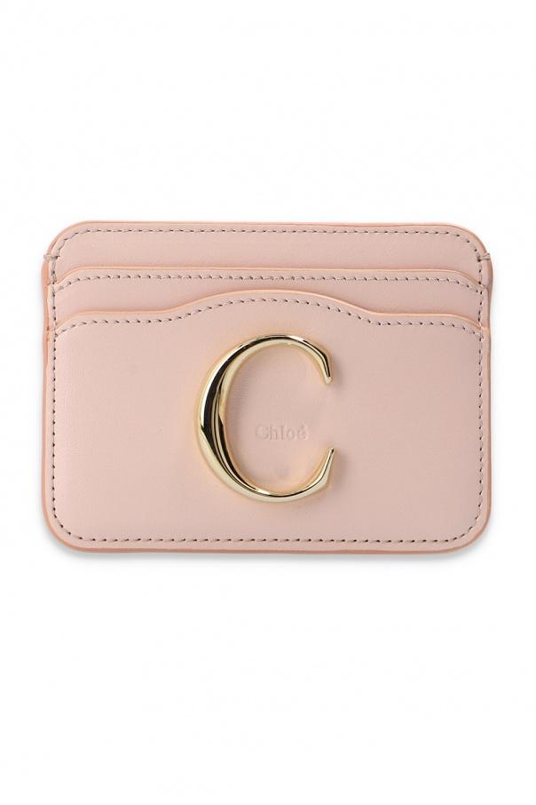 Chloé Card holder with logo