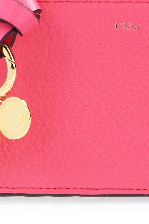 Chloé Card case with logo
