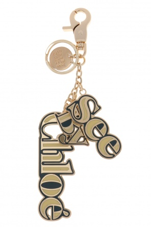 Logo key ring od See By Chloe