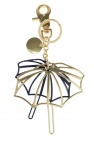 See By Chloe Keyring with charm